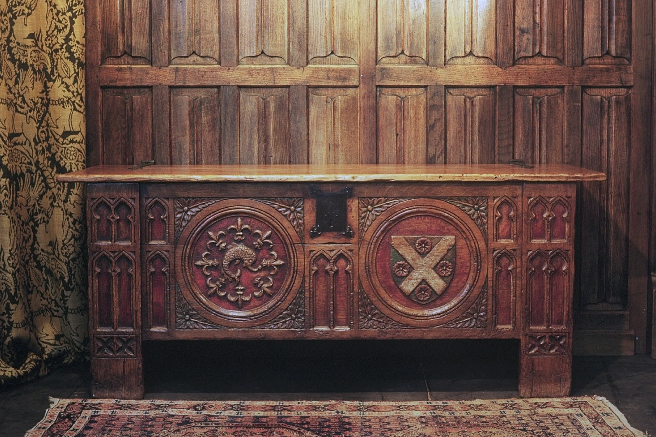 Medieval Great Chest