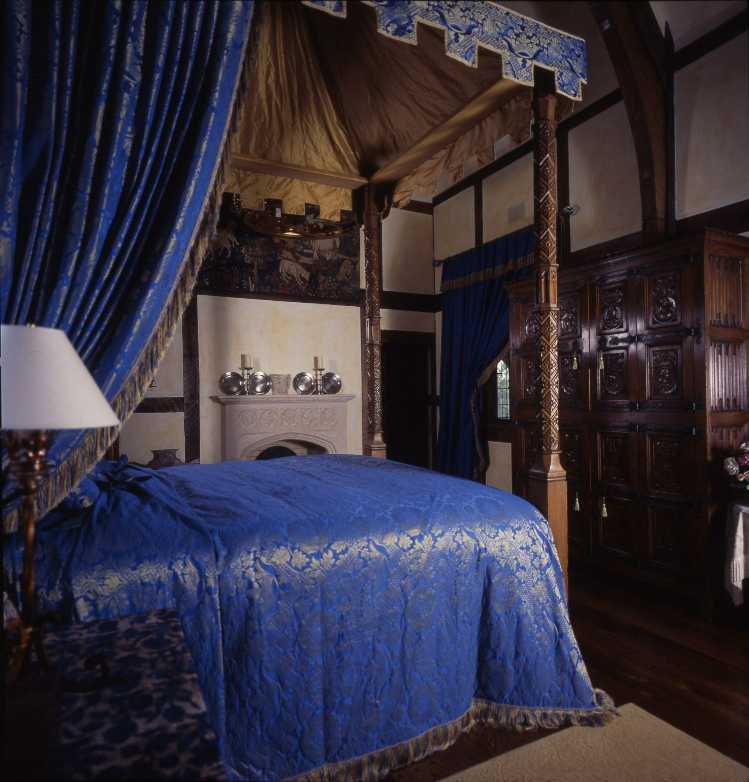 Medieval Master Bedroom