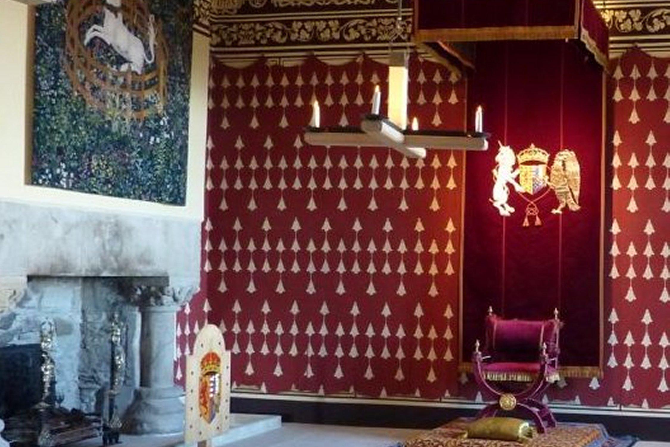 The Queen's Inner Chamber