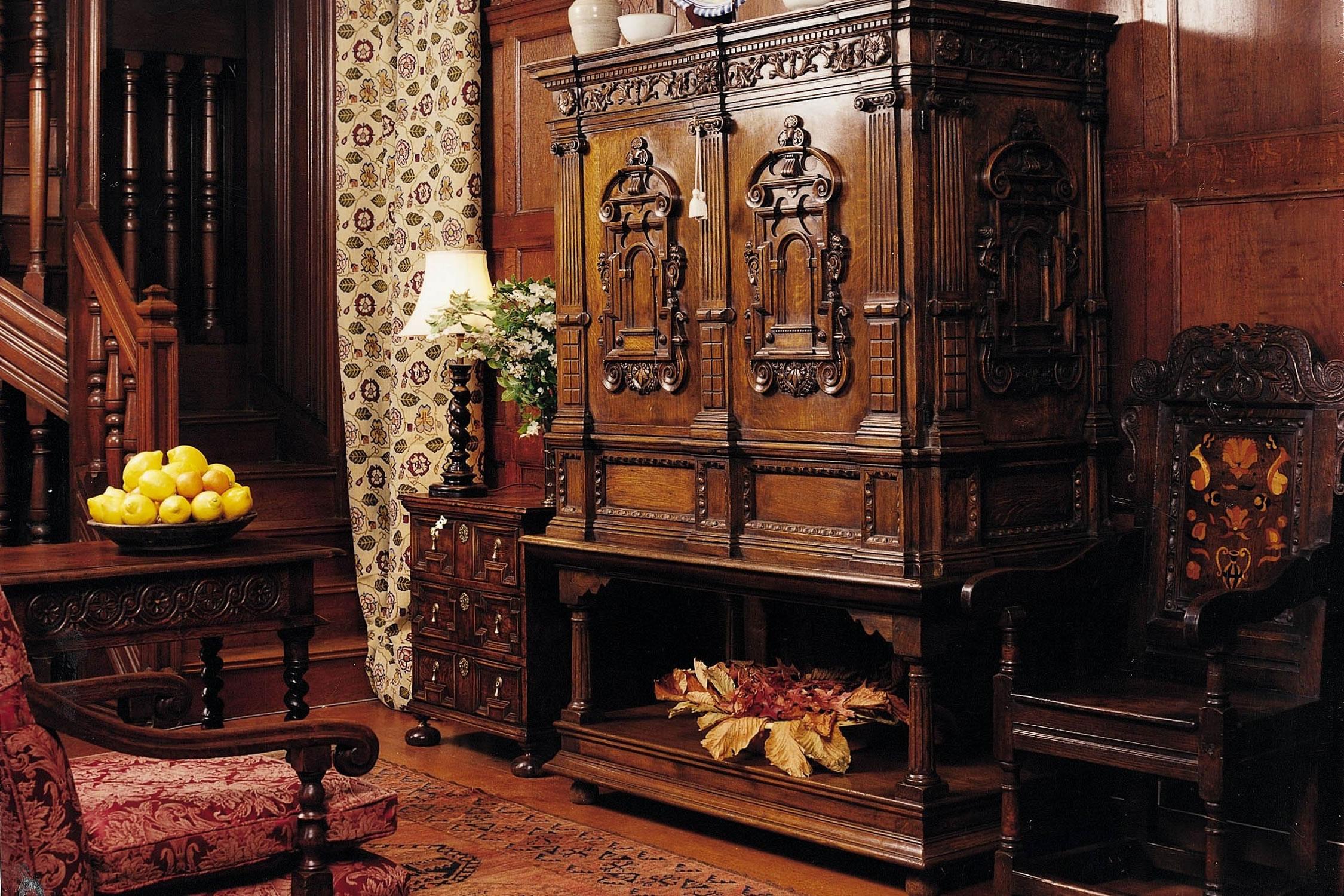 Laudian Cabinet
