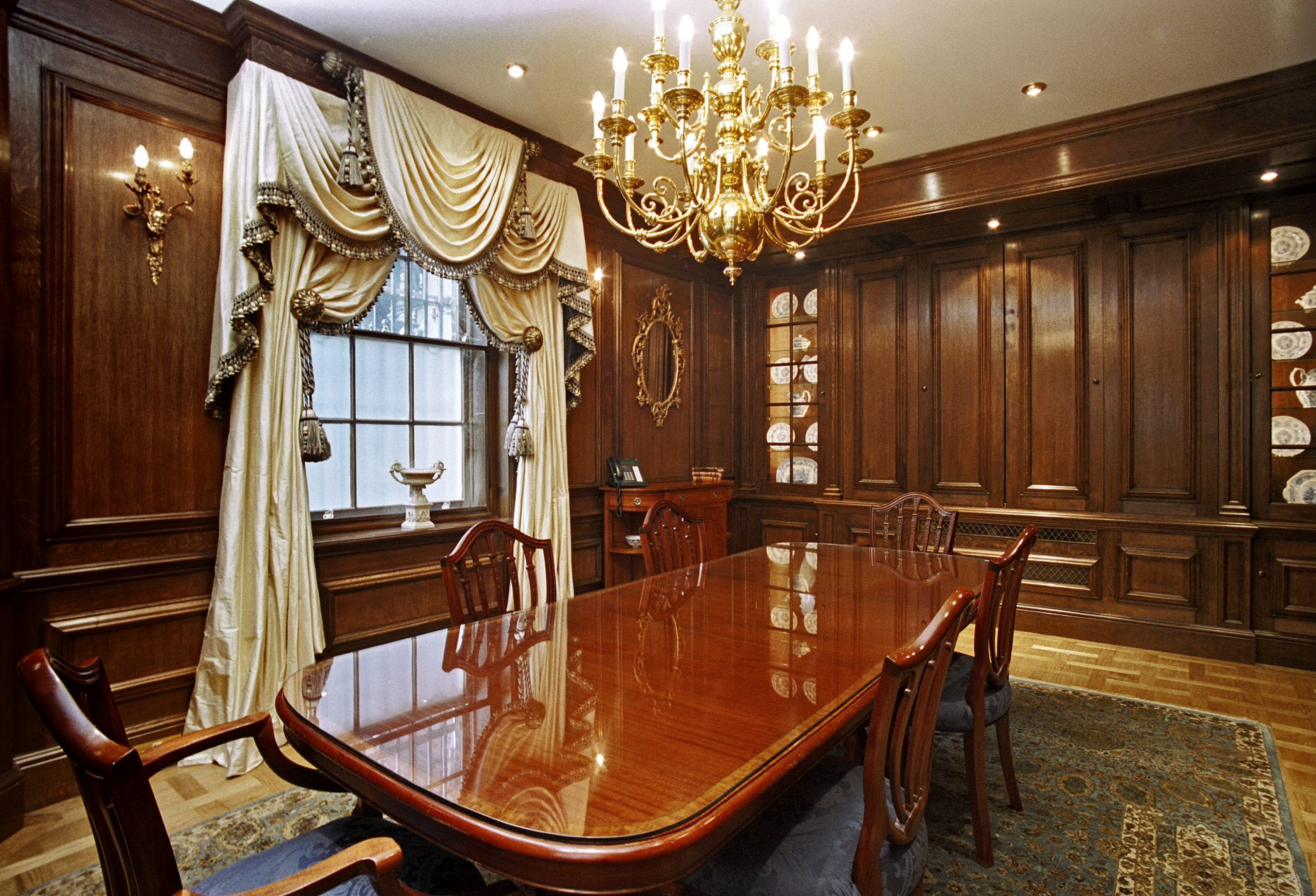 Georgian style conference room