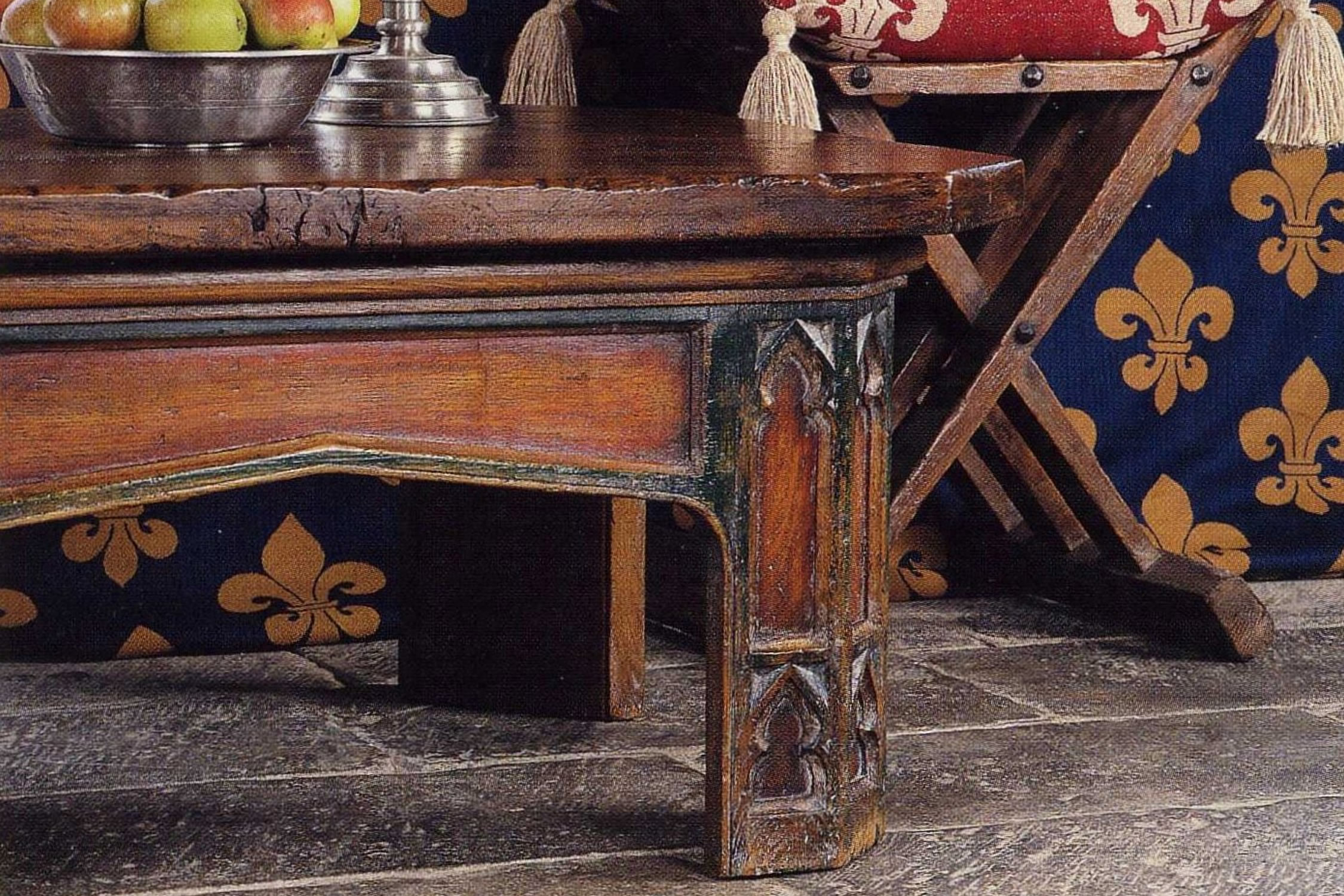 Gothic Low Table